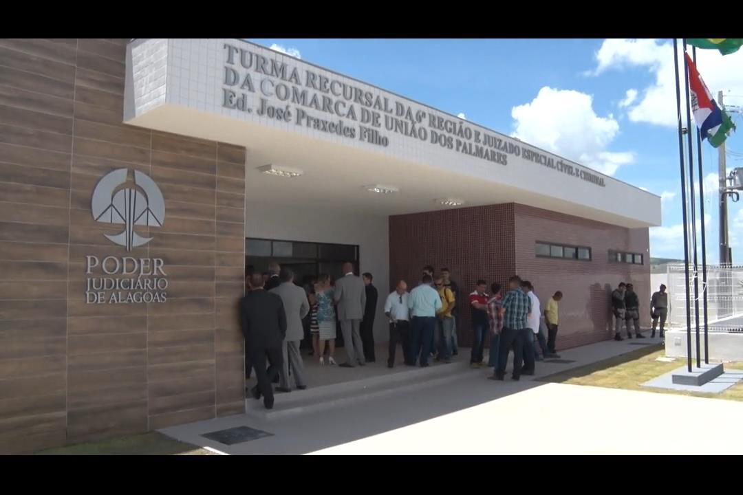 TJAL inaugura prédio de Juizado Especial e Turma Recursal